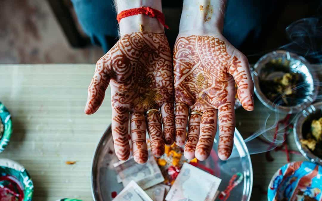 Henna and God's Love