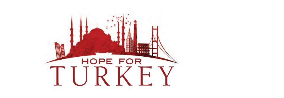 Hope for Turkey Prayer Guide
