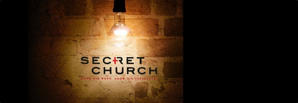 Secret Church Simulcast – Good Friday, April 18, 2014