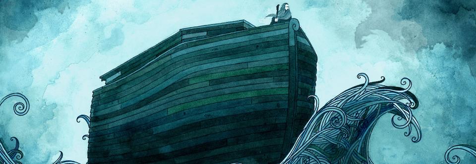 Noah's Ark Pudding